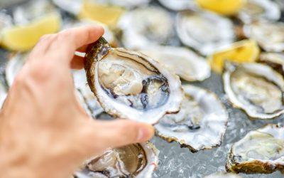 生牡蠣の食べ方